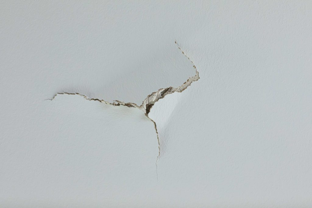 How to repair a hole on a gyprock wall